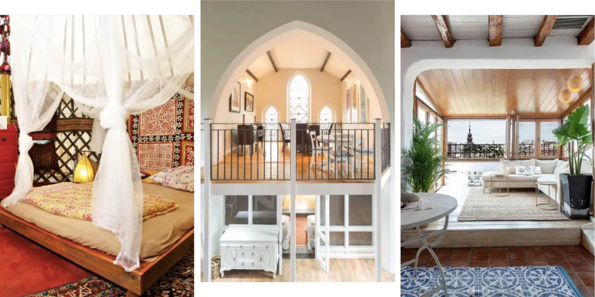 24 of the quirkiest European Airbnbs you can actually stay in