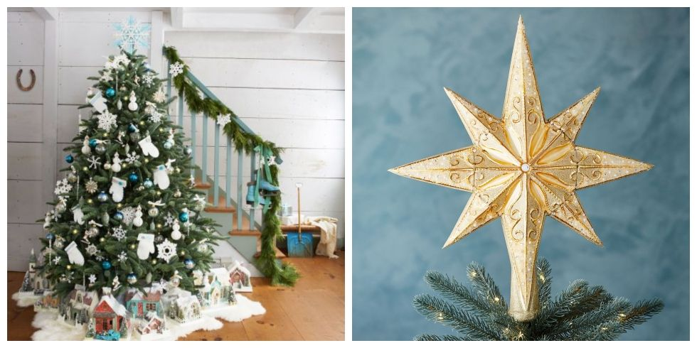 25 Unique Christmas Tree Toppers - Cool Ideas for Tree Toppers