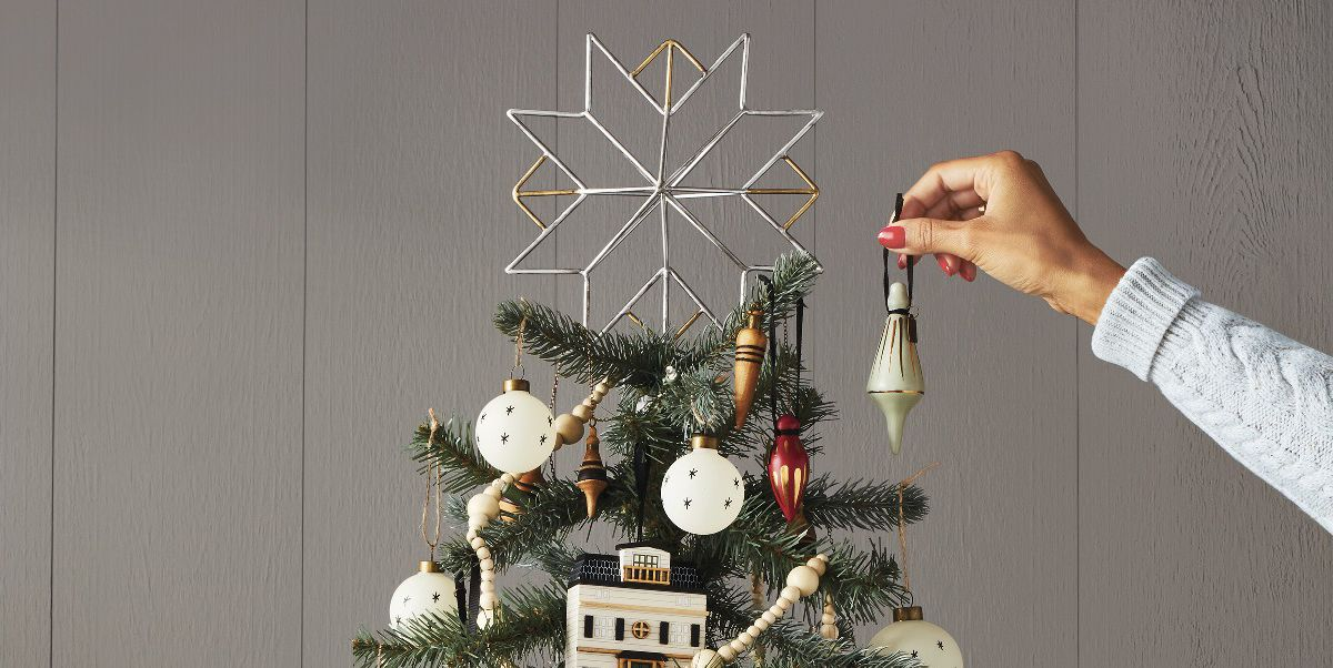 Unique Christmas Tree Toppers Ideas