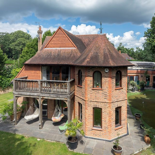 unique country home for sale in kingston upon thames