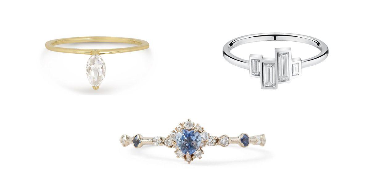 22 Unique Engagement Rings