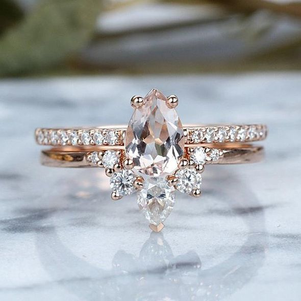 27 Best Unique Engagement Rings On Etsy Fashion Editor S Picks