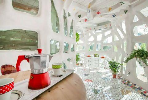 unique, airbnbs, airbnb, quirky, rentals, Europe, European