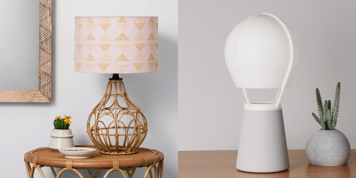 10 Unique Table Lamps To Add Personality To Any Room