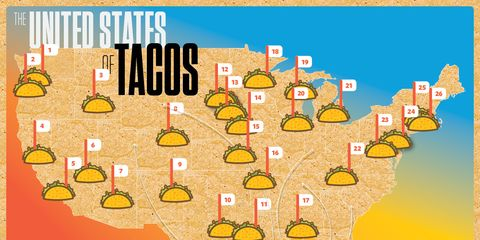 united states of tacos