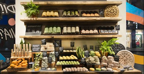 Natural foods, Whole food, Product, Grocery store, Food, Local food, Building, Superfood, Confectionery, Interior design,