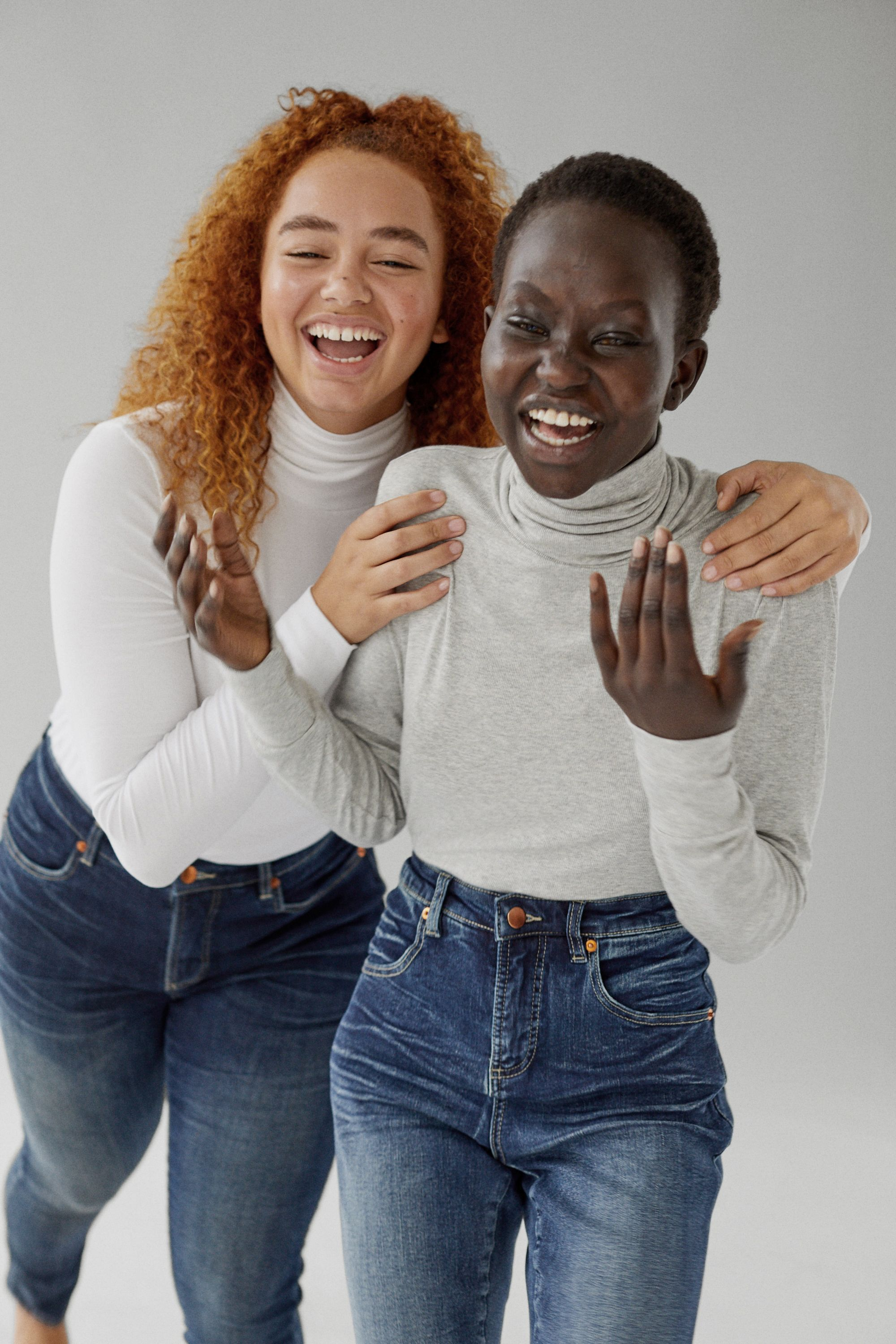 Universal Standard Wants to Treat You and Your BFF to Some Jeans