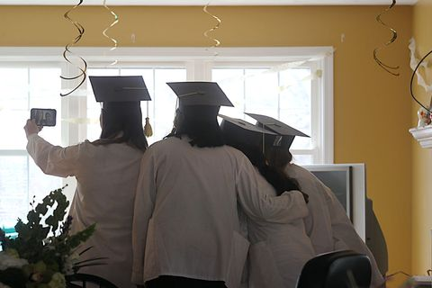 UMass Students Have Online Commencement
