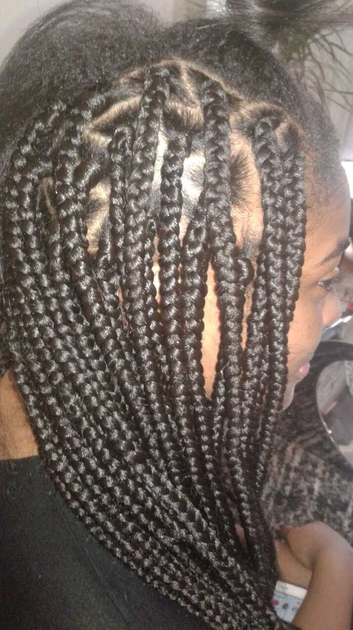 I Swapped My Straight Hair for 4 Months of Braids, and
