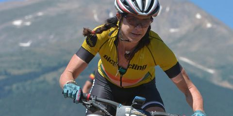 selene yeager racing the leadville stage race