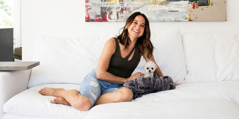 Yoga Medicine Founder Tiffany Cruikshank Dims the Lights 3 Hours Before Bed