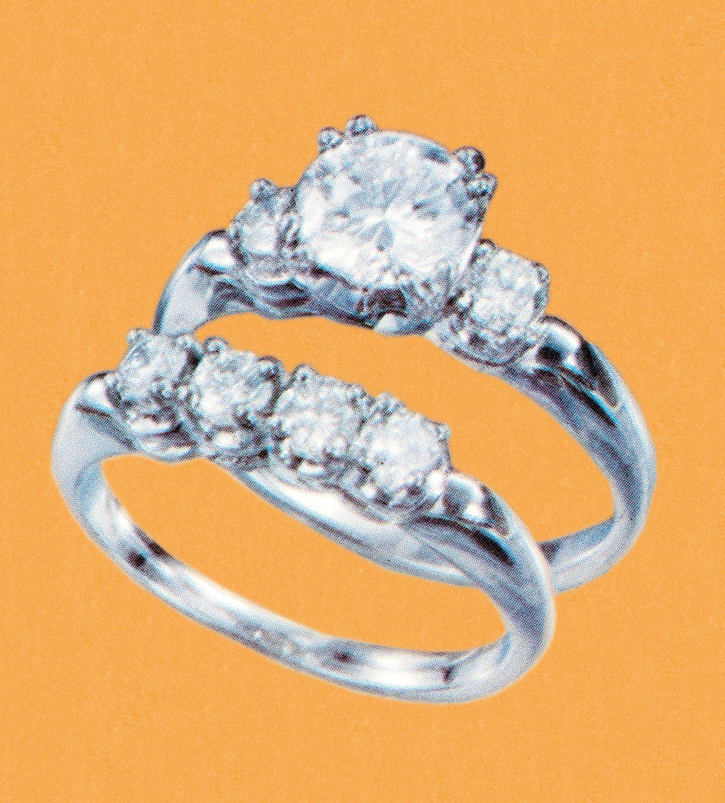 Si possono indossare i diamanti di giorno?
