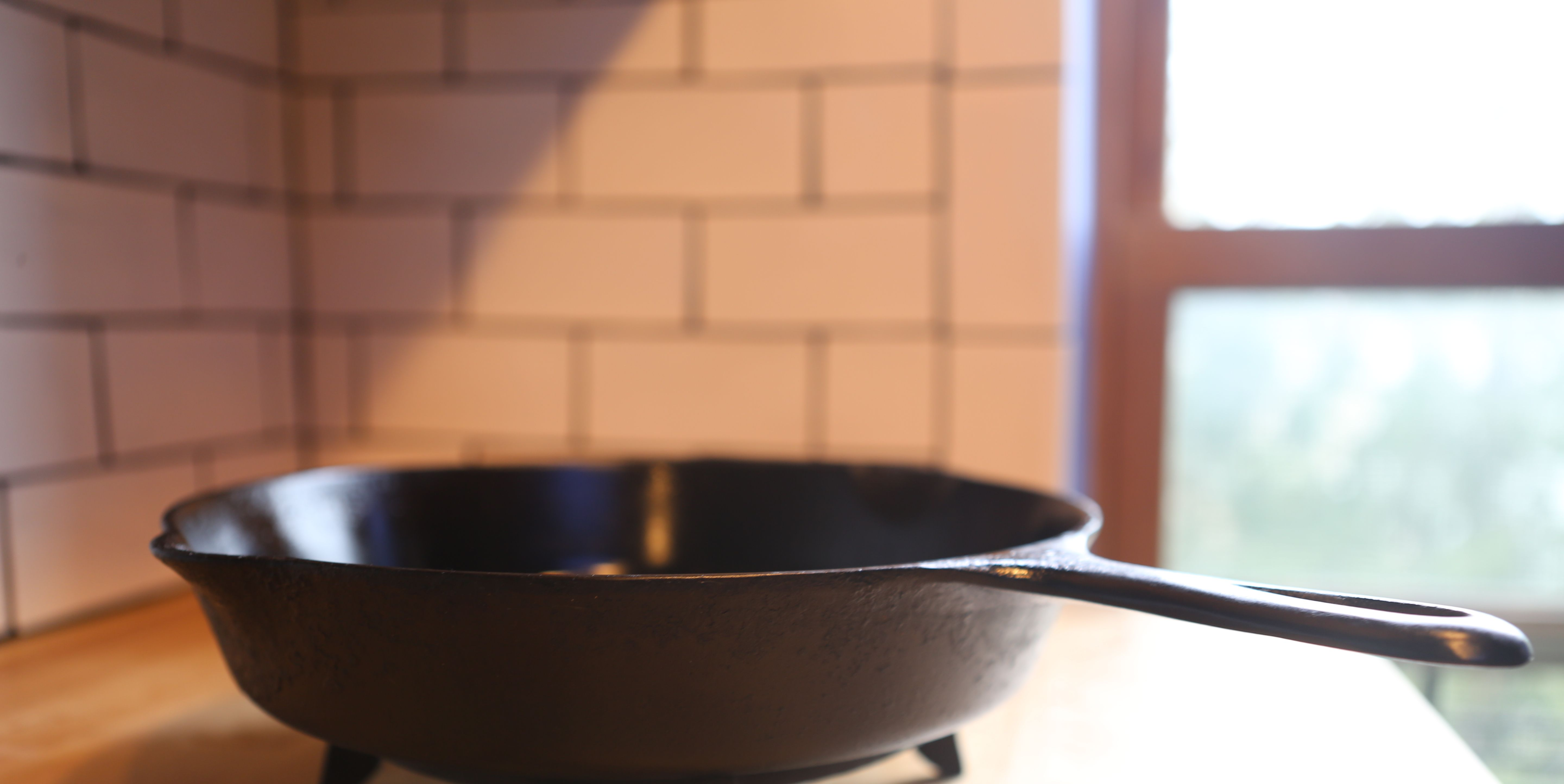 Keeping Happy at Home – Lynn Nottage Cast-Iron Skillet