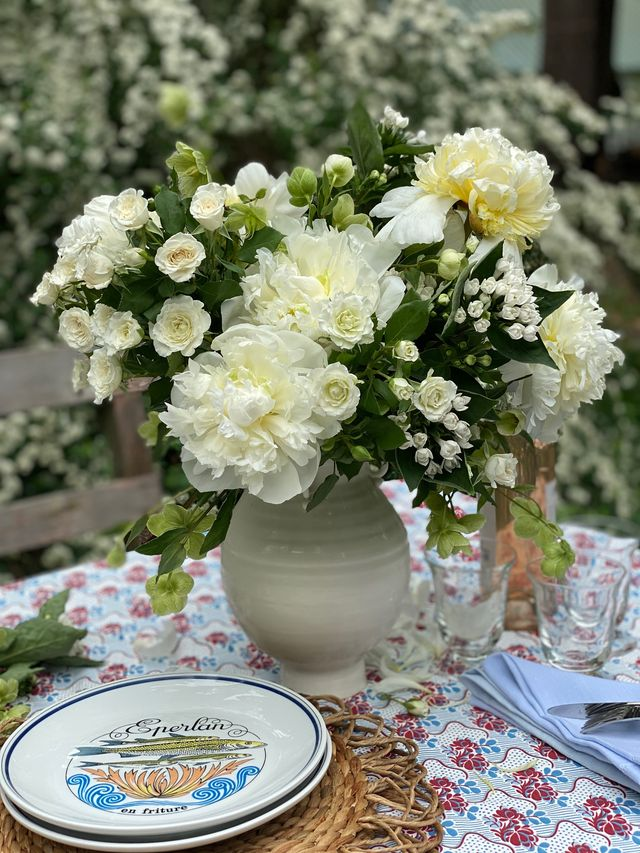 floral flash box