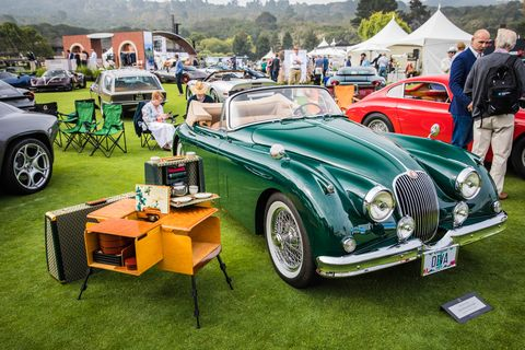 The Quail Is The Highlight Of Monterey Car Week - Monterey car show