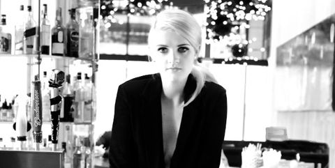 White, Black, Photograph, Black-and-white, Monochrome, Monochrome photography, Snapshot, Photography, Sitting, Style,