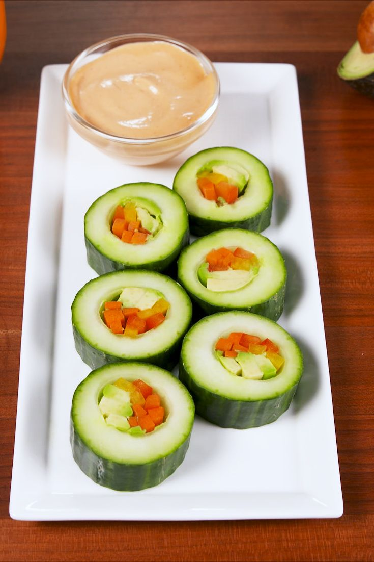 60+ Best Healthy Snack Ideas - Easy Recipes for Healthier ...