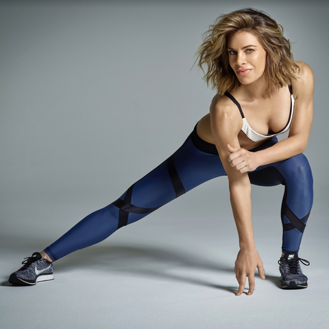 Get Fit With Jillian Michaels's 8-Week 5K Walking Plan
