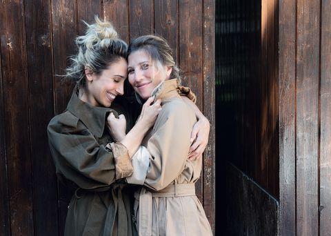 Silvia D'Amico e Michela Andreozzi