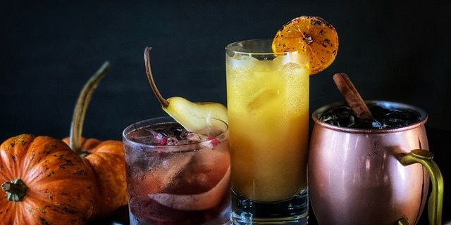 Three Festive Cocktails for Your Thanksgiving Dinner