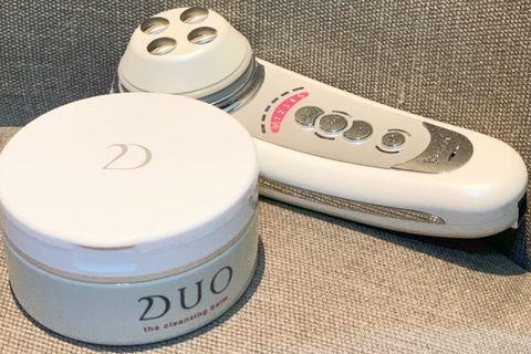 卸妝產品、導入儀