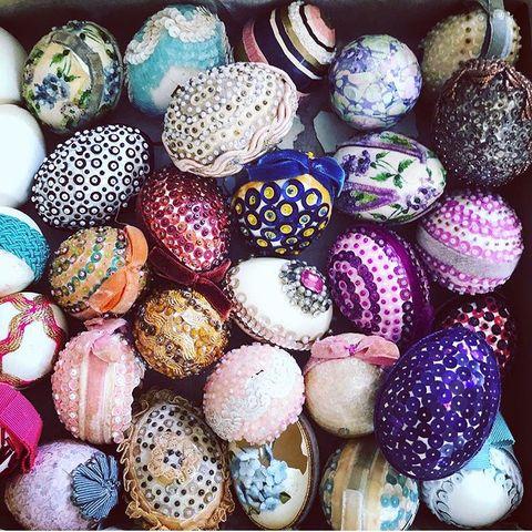 Mary McDonald Easter Eggs