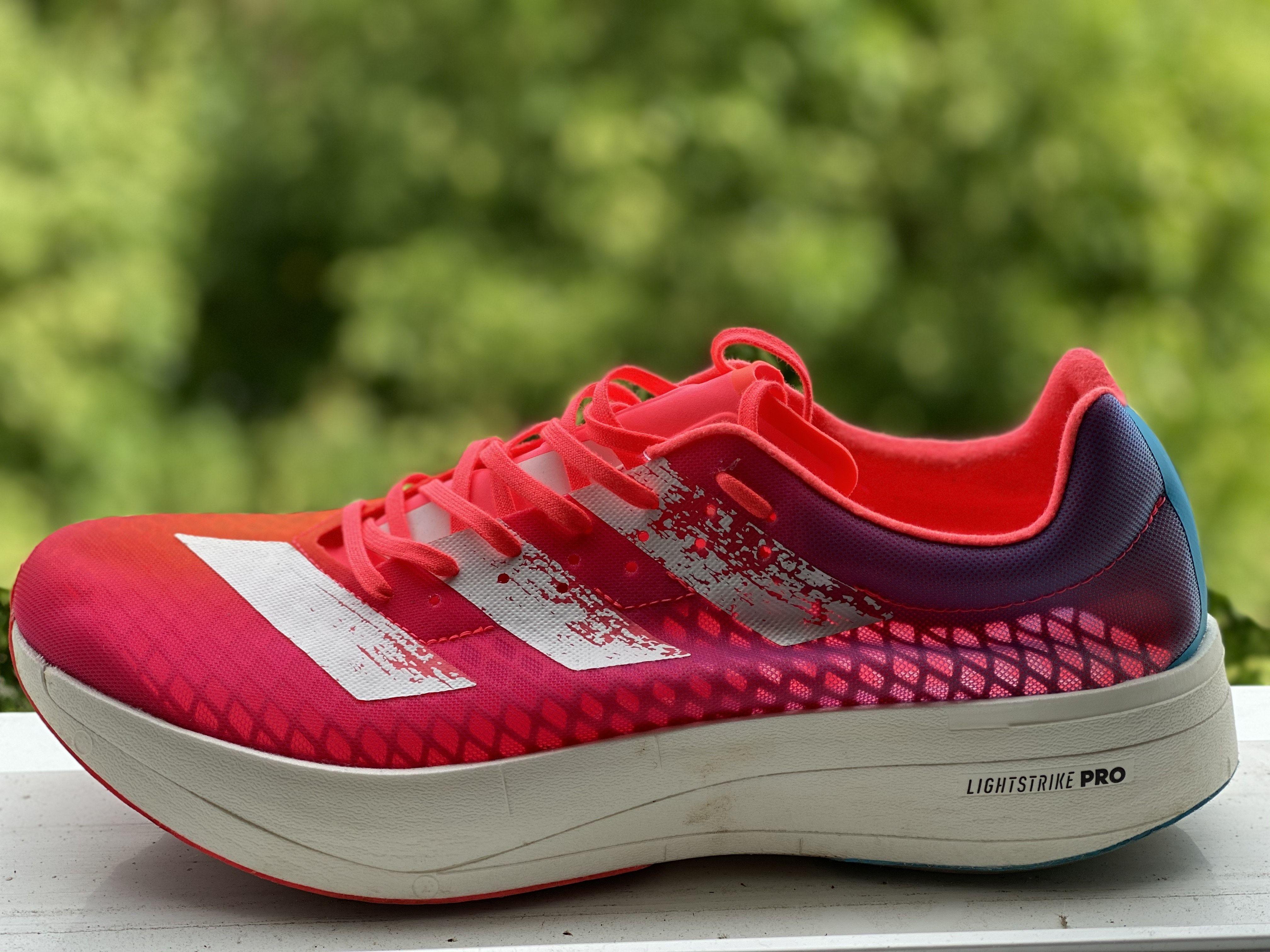 Shoe Review: Adidas Adizero Adios Pro marathon training and racing ...