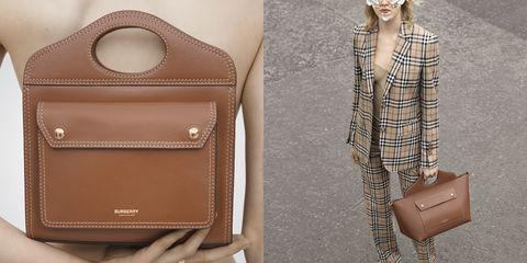 burberry pocket bag 2021