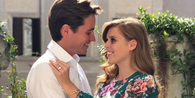 Princess Beatrice Engagement Ring Princess Beatrice Wedding