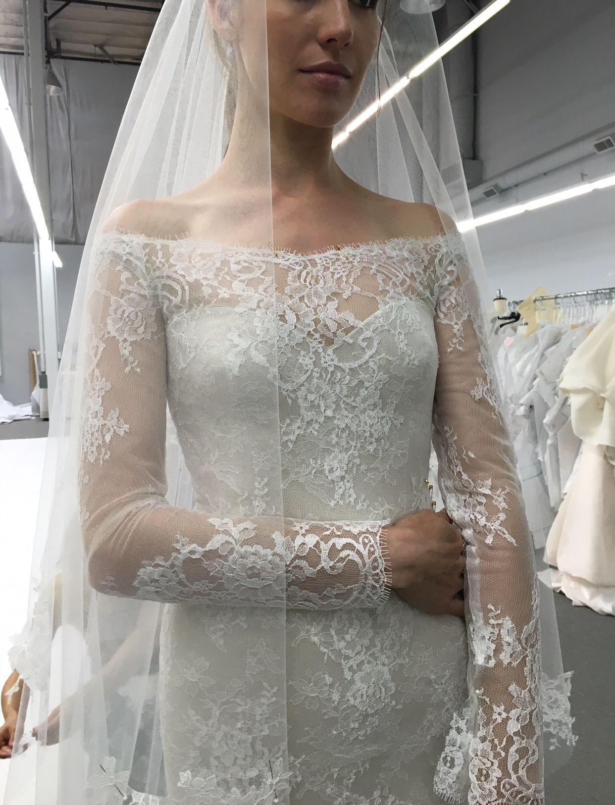 Fifty Shades Freed Wedding Dress Revealed 50 Shades