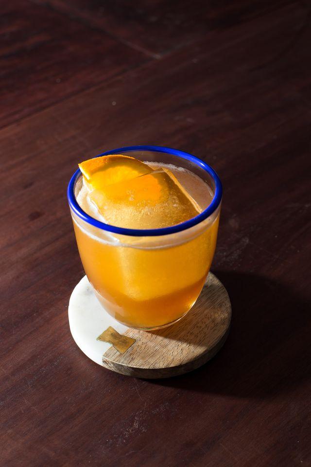 the golden lion cocktail