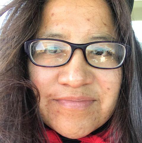 krista allen of 'the navajo times'