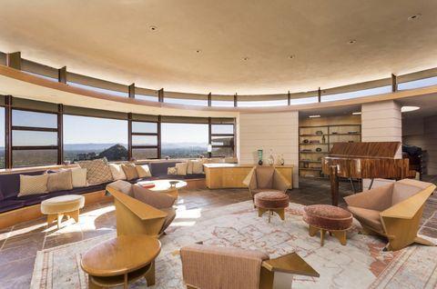 Frank Lloyd Wright Norman Lykes House