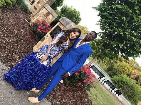 049c9c6e41093 This Teen DIYed Her Prom Outfit Using a Fashion Nova Dress - DIY ...