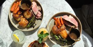 The Best Sunday Roasts In London
