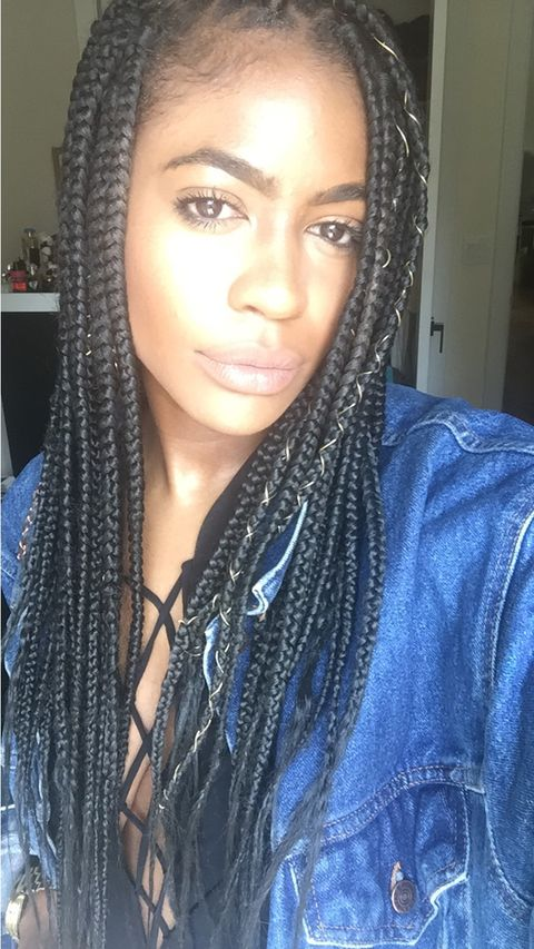 I Swapped My Straight Hair For 4 Months Of Braids And Heres What I