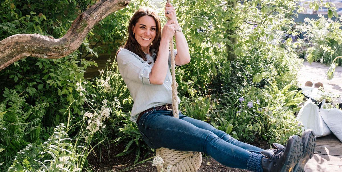 Kate Middleton on Supporting Childhood Development with Chelsea Flower Show Garden - HarpersBAZAAR.com