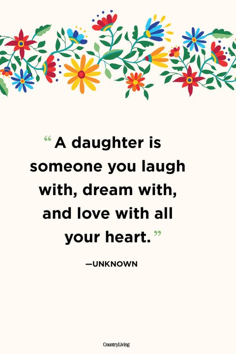 50+ Love Quotes Daughter - Apsd1
