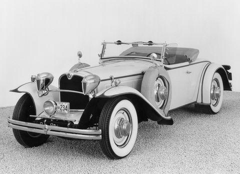 1929 Ruxton. Creator: Unknown.