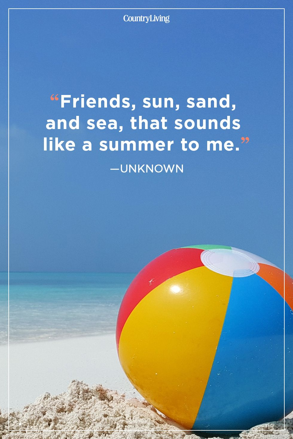 11 Best Summer Quotes - Inspirational Warm-Weather Sayings