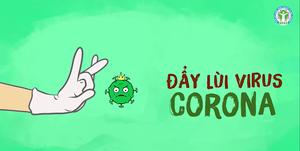 新型コロナウイルスの感染予防法をわかりやすく解説したアニメ動画