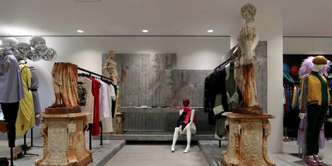 Boutique, Fashion, Museum, Interior design, Visual arts, Tourist attraction, Art gallery, Art, Building, Exhibition,