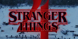Stranger Things seizoen 4
