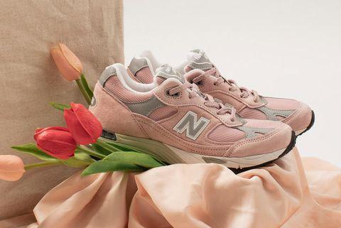 new balance 991運動鞋