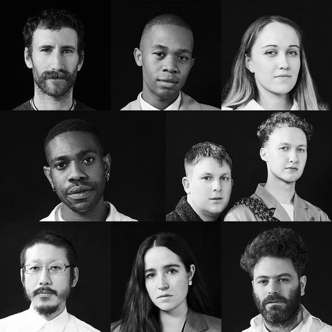 Face, People, Photograph, Facial expression, Head, Team, Art, Black-and-white, Photography, Family,