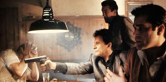 Uno de los Nuestros Exceso Violencia Scorsese Pase Prueba