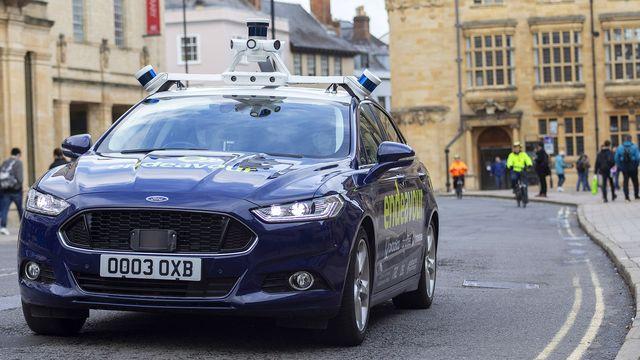 endeavour self drive car oxford