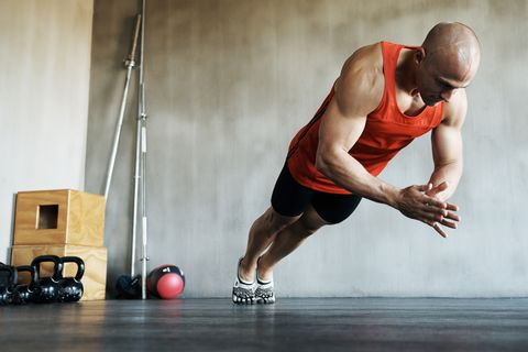 12 CrossFit Workouts You Can Do At Home