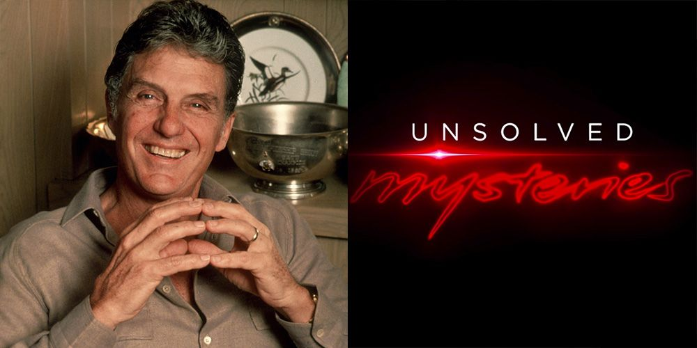 Robert Stack Wasn't the Original 'Unsolved Mysteries' Host