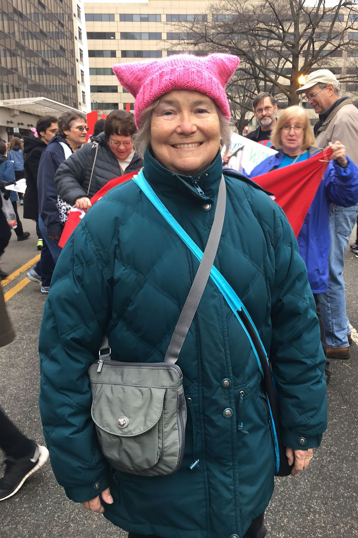13 Women Who've Been Fighting For Women's Rights For Decades on Why They're Still Marching